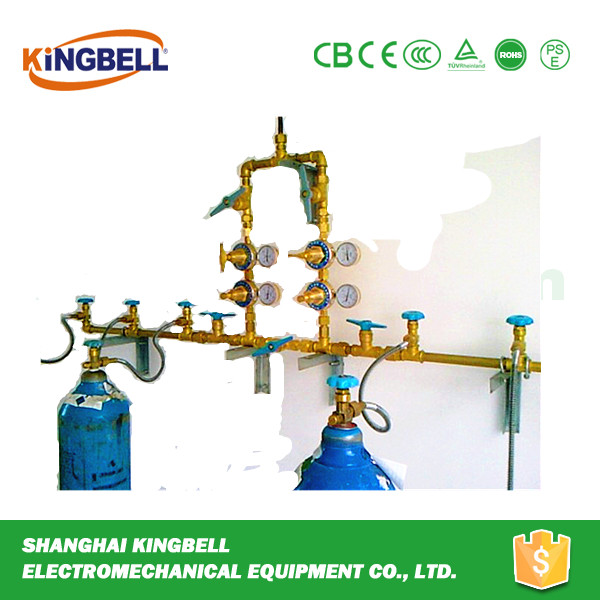 automatic medical manifold gas pipeline system