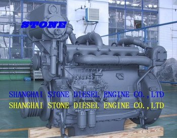 DEUTZ marine engine TBD226-6C4 135KW/2100RPM