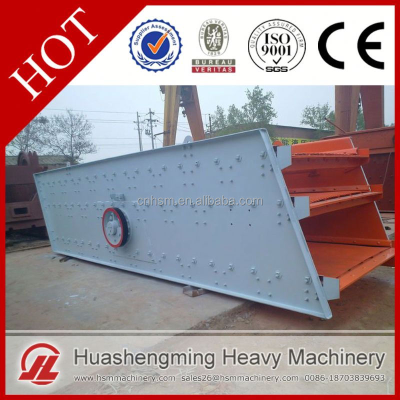 HSM Professional Best Price Green Tea Powder Vibrating Screen