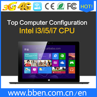 Hot selling 11.6 inch windows 8 tablet with dual core