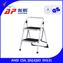 Household telescopic 2 step stool ladder climb up the ladder AP-1102
