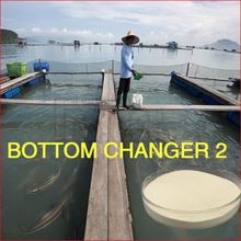 AQUA-BOTTOM PANGOO , effectively improve worsened water quality, strengthen fish and shrimp bodies in water
