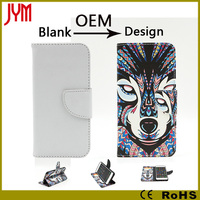 Animal faces mobile phone case for iphone samsung/iphone/htc/huawei/LG pu leather wallet case OEM