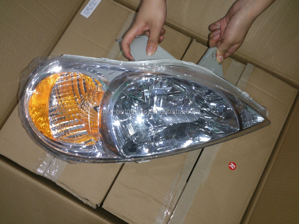 Car Headlight For Rio 2001 US Version Body Kits