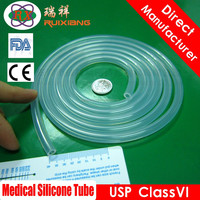 medical silicone tube FDA Approved
