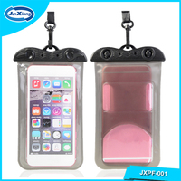 Convenient Outdoor Sport waterproof mobile phone bag case for Iphone 6 or 6plus