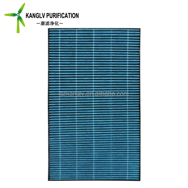 Guangzhou non-woven fabrics paper frame filters, nylon panel filterswith high efficiency