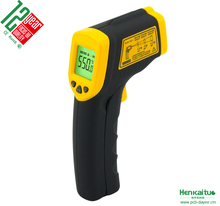 Temperature Gun Thermometer FDA Approved AR550 Non Contact Body Infrared IR Laser Digital Thermometer