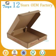wholesale cheap food packaging mini pizza boxes