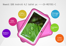 Hot stock offer! ZX-MD7001-C 7inch tablet pc amd processor