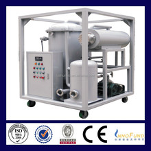 Vacuum Insulation Oil purifier/Transformer Oil Purification/Dielectric Oil Dehydration plant