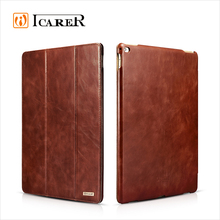 icarer bag leather case for ipad pro 9.7
