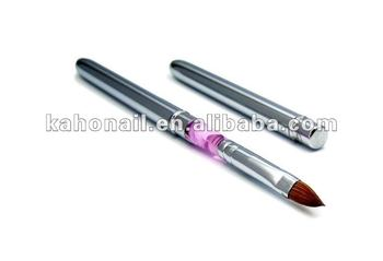 Yiwu suppliers to provide all kinds nail art,cosmetics acrylic brush acrylic mink blanket