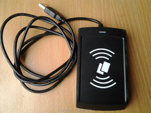 Hot sale LF/HF/UHF bluetooth smart card reader android For RFID card