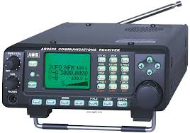 AOR AR8600-MK2 Wideband Receiver (Original)