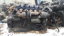 Used OM457LA Engine for Mercedes Benz truck form Germany