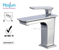 Chrome Plating Lead Free Brass Modern CUPC Faucet
