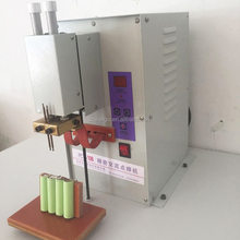 Pedal type AC spot welder machine for 18650 Lithium battery