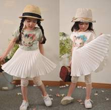 Wholesale Ready Made Fashion Kids Girls Tutu Dresses Child dress