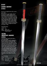 Anime & Cartoon sword - Attack on Titan Sword Shingeki no Kyojin 3D Maneuver Gear
