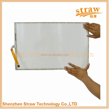19.1 Inch 5 Wire Resistive Touch Screen Digitizer (DC-RTP19047) For Automobile Data Recorder