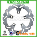 Kawasaki 230mm Rear Stainless Steel Solid Brake Disc Disk Rotor For ZX7R ZX9R
