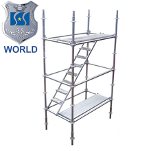 China Best Selling frame scaffolding with CE certificate aluminum scaffold frame system