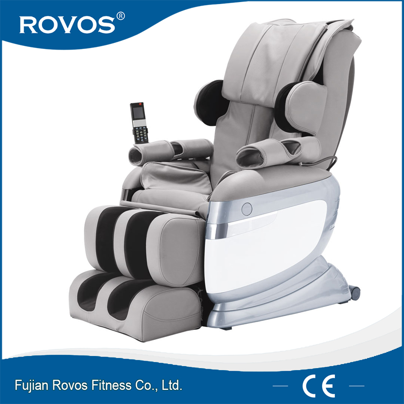 Relax the muscle full body vibrator electric massage chair