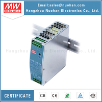 Meanwell din rail EDR-150-24 Single Output Industrial DIN RAIL power supply 150W 24V Slim Single Phase