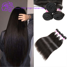 Wholesale Price Brazilian Straight Hair Extension 100 Human Hair