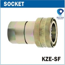 stainless steel hydraulic supply quick release coupling