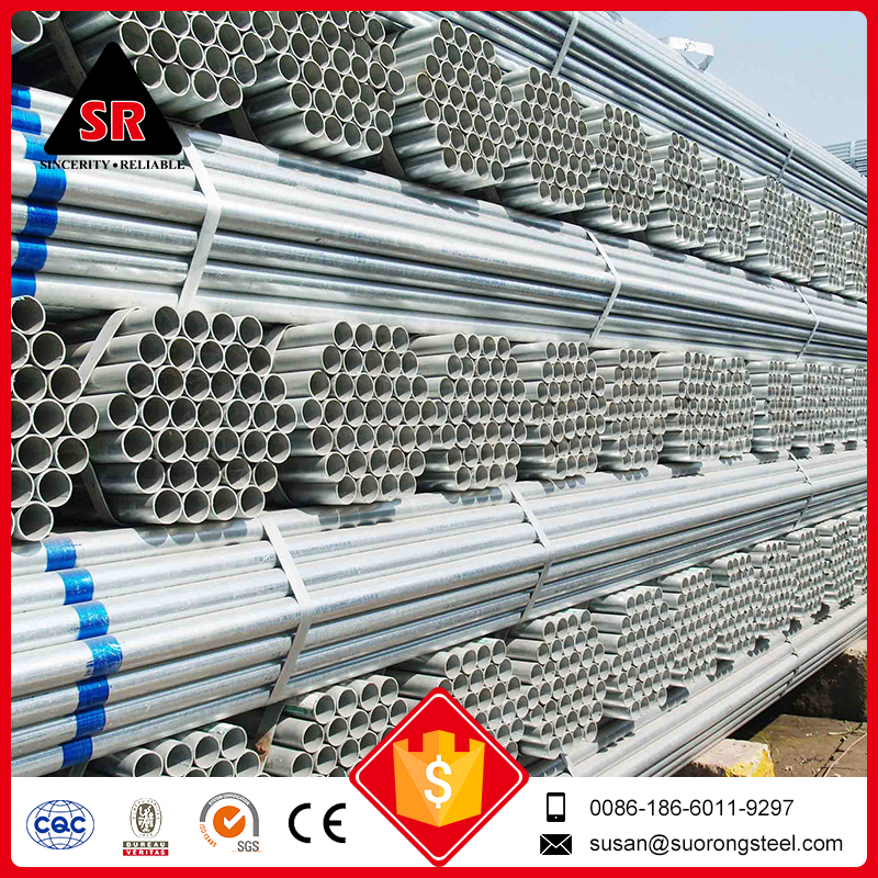 316 stainless steel tube gals