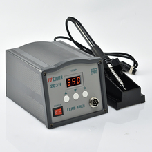 Cheap price adjustable electric constant temperature soldering station