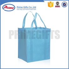 Customized Logo Non Woven Shopping Tote Bags