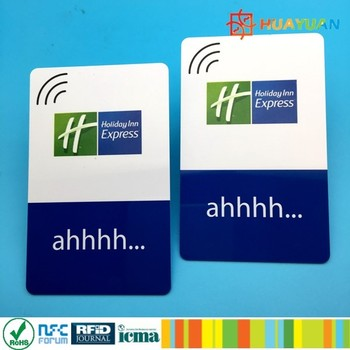 Contactless 13.56MHz MIFARE Classic 1K RFID Card