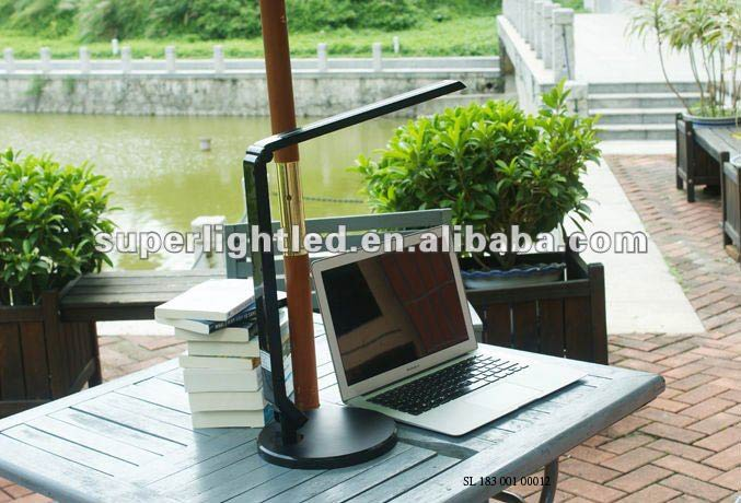Cute ultra bright lighting led desk lamp for office 9w