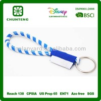 hot sell blank customized key chains