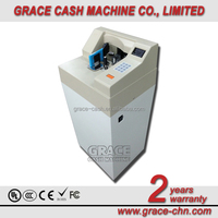 2015 cheap price standing vertical money counting machine