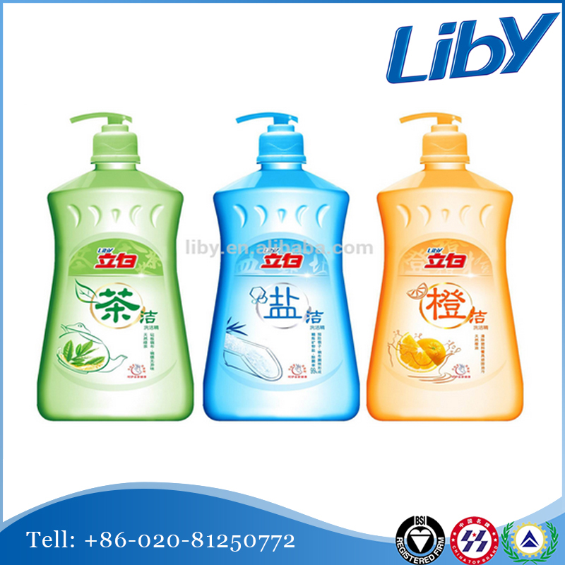 Liby 460g Transparent Liquid Dish Cleaner