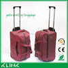 Custom Reusable Colourful Travel Trolley Luggage