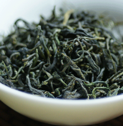 Chinese Organic green tea with best quality and low price Chaoqing