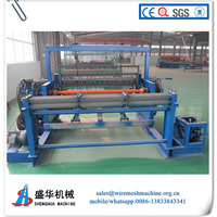 Fully Automatic Filter Square Crimped Woven