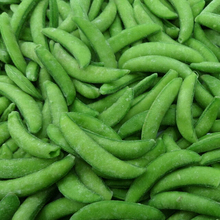 Supply Chinese Fully Stringless Frozen Sugar Snap Peas