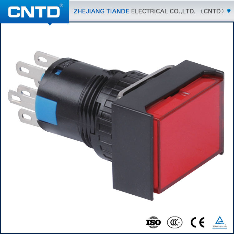 CNTD Import China Goods Led Micro Push Button Switch With Wide Varity Of Actuators