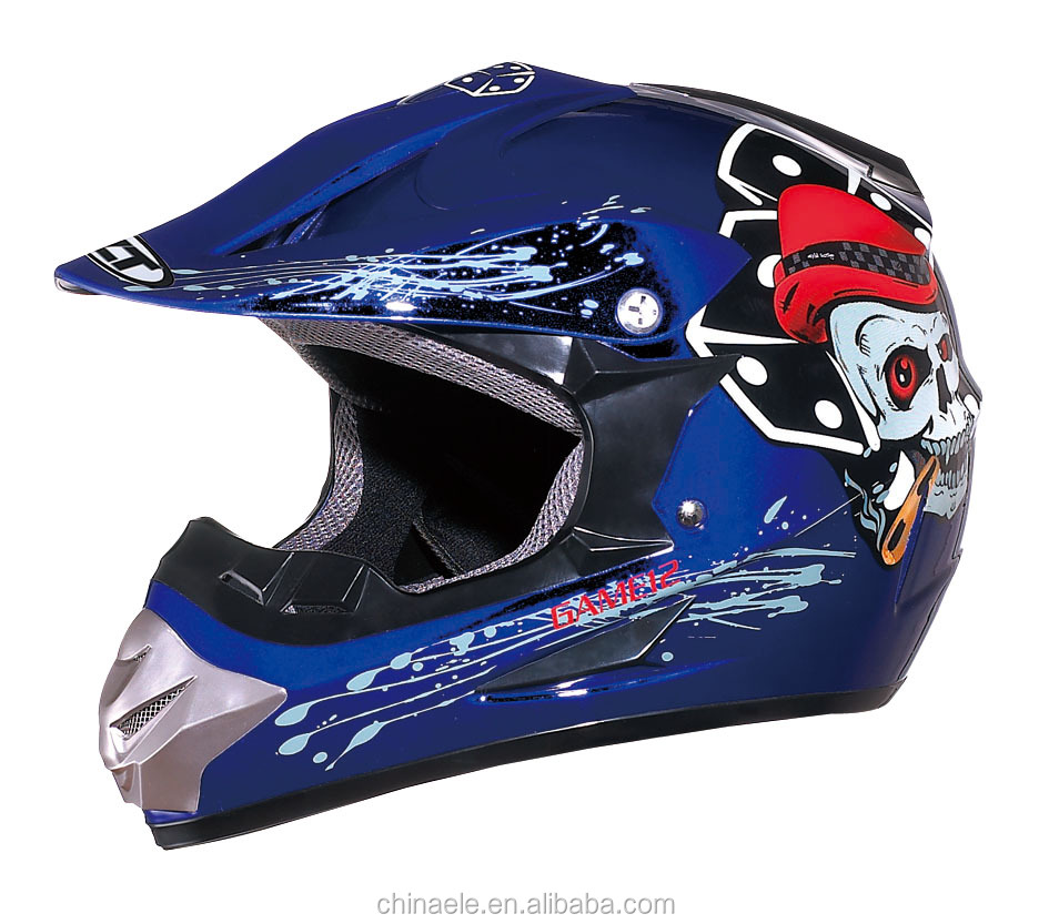 DOT CE CERTIFICATE CROSS HELMET