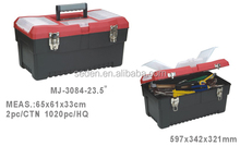 Cheap plastic waterproof tool box/plastic tool box