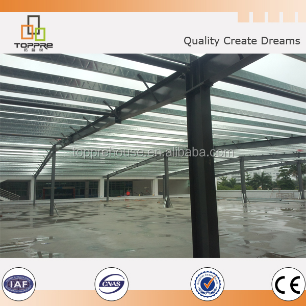 Factory steel structure dome steel buildings drawing warehouse for sale