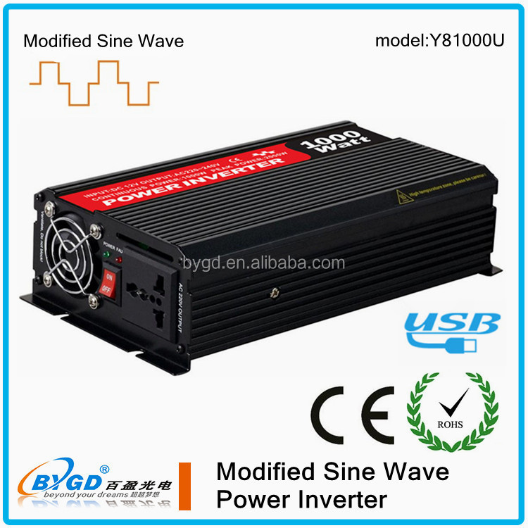 High quality off grid power inverter 12 to 220 volt