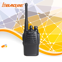 BAOJIE BJ-Q1 Cheap Security Guard Equipment Walkie Talkie