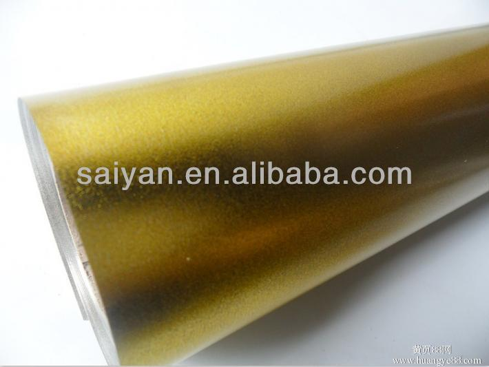 wenzhou china pearl foil surface Glassine release self-adhesive paper gold foil colorful foil adhesive paper